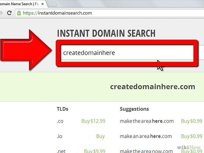 create website 1