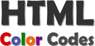 HTML Color Code Image