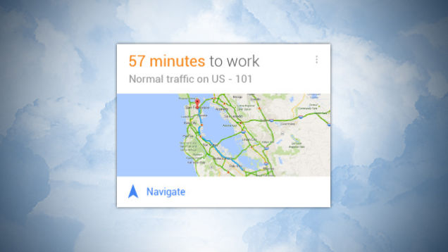 Keep Your Commute Simple ( Google Now) 10